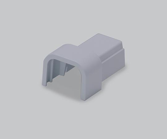 エムケーダクト付属品 Dコネクター 3号 グレー  MDFJC31