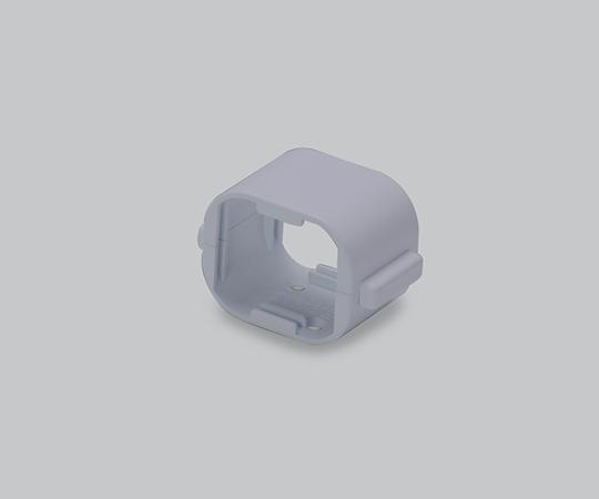 エムケーダクト付属品 Dカップリング 0号 グレー  MDFJK01