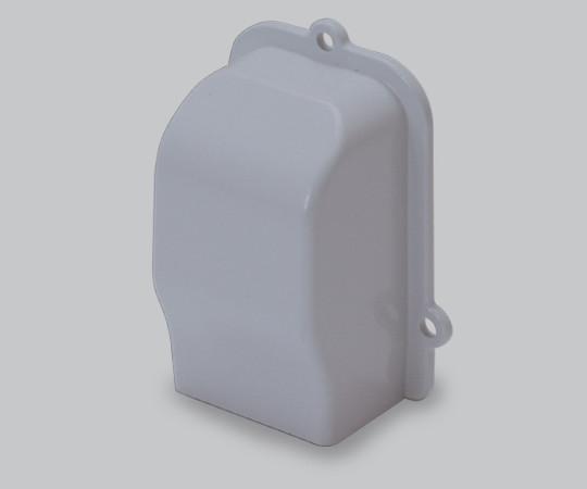 エムケーダクト付属品 引込カバー 1号 グレー  MDHC11