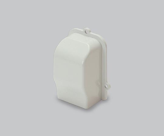 エムケーダクト付属品 引込カバー 2号 ミルキーホワイト  MDHC23