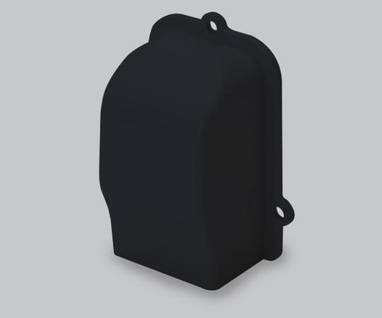 屋外用エムケーダクト付属品 引込カバー 3号 ブラック  MDHC3W