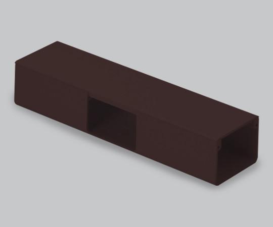 屋外用エムケーダクト付属品 T型ブンキ 0号 チョコ  MDT09