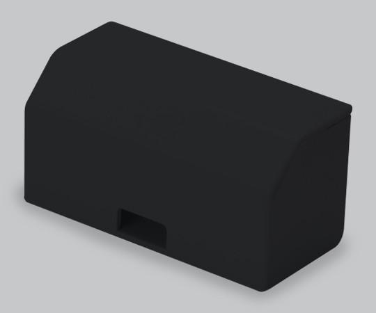 屋外用エムケーダクト付属品 タチサゲボックス A型 ブラック  MDV1W