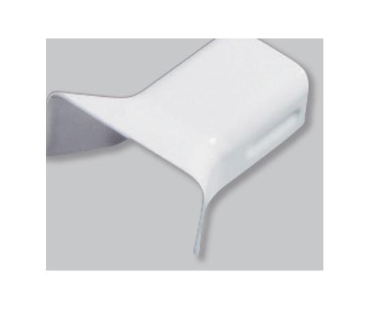 メタルエフモール付属品 ブッシング S型 ホワイト  MFMB02