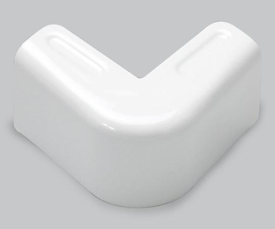 メタルエフモール付属品 デズミ S型 ホワイト  MFMD02