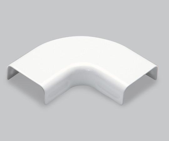 メタルエフモール付属品 マガリ S型 ホワイト  MFMM02