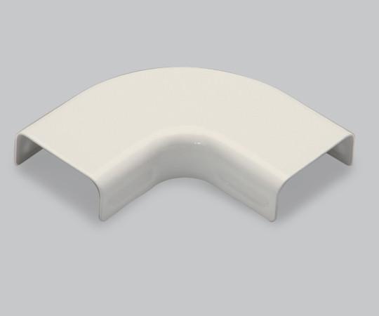 メタルエフモール付属品 マガリ S型 ミルキーホワイト  MFMM03
