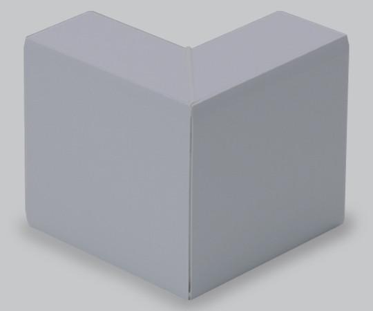 エムケーダクト付属品 外マガリ 8号150型 グレー  MDS8151