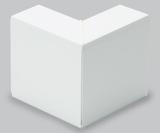 エムケーダクト付属品 外マガリ 8号200型 ホワイト  MDS8202