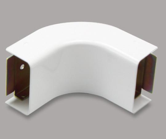 メタルモール付属品 インタ-ナルエルボ C型 ホワイト  C3042