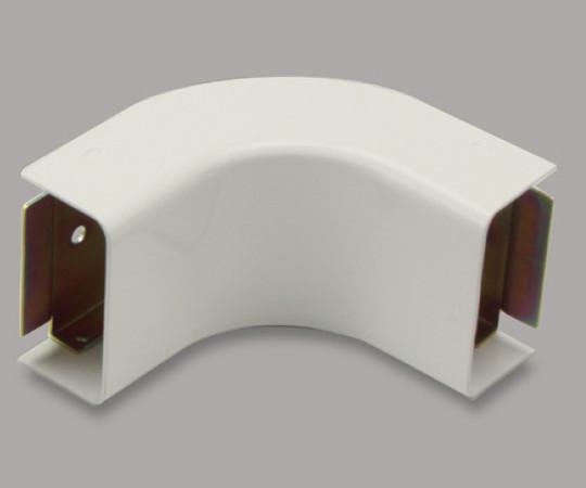 メタルモール付属品 インタ-ナルエルボ C型 ミルキーホワイト  C3043