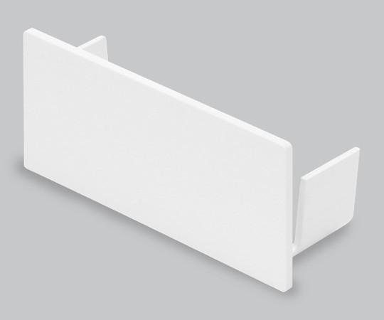 エムケーダクト付属品 エンド差込型 130×60型 ホワイト  KMDE1362