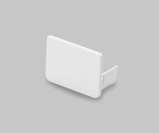 エムケーダクト付属品 エンド差込型 3号40型 ホワイト  KMDE3402