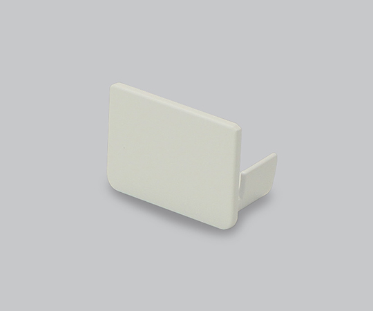 エムケーダクト付属品 エンド差込型 5号70型 ミルキーホワイト  KMDE5703