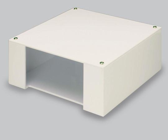 エムケーダクト付属品 ブンキボックス 4号100型 クリーム  MDB41015
