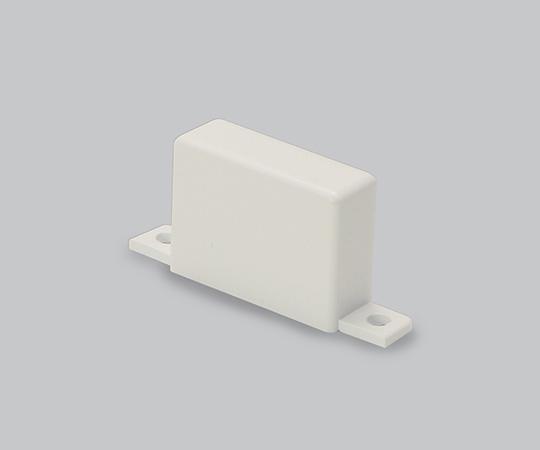 エムケーダクト付属品 エンド 4号100型 クリーム  MDE4105