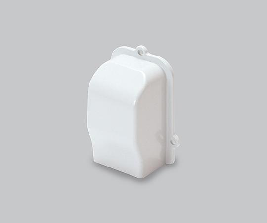 エムケーダクト付属品 引込カバー 0号 ホワイト  MDHC02