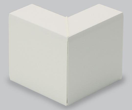 エムケーダクト付属品 外マガリ 6号 クリーム  MDS165