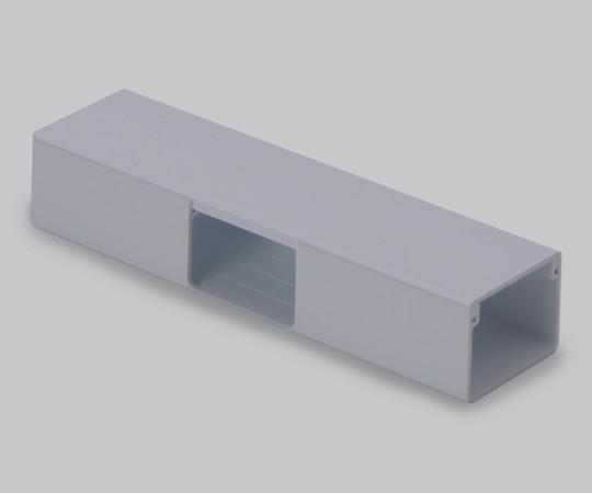 エムケーダクト付属品 T型ブンキ 130×60型 3号接続 グレー  MDTD1361