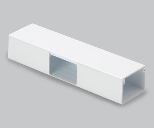 エムケーダクト付属品 T型ブンキ 130×60型 3号接続 ホワイト  MDTD1362
