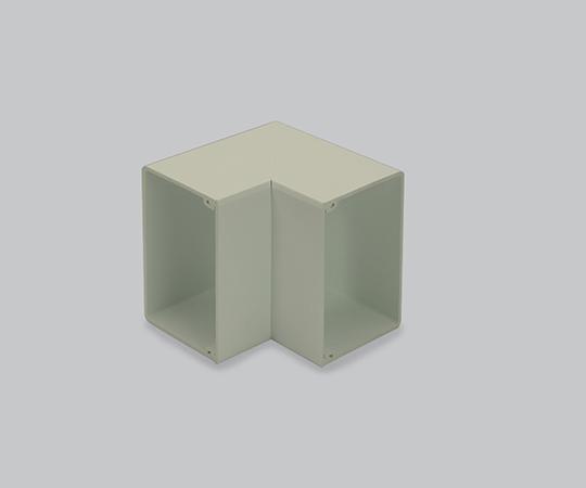 エムケーダクト付属品 内マガリ 130×60型 ライトベージュ  MDU1367