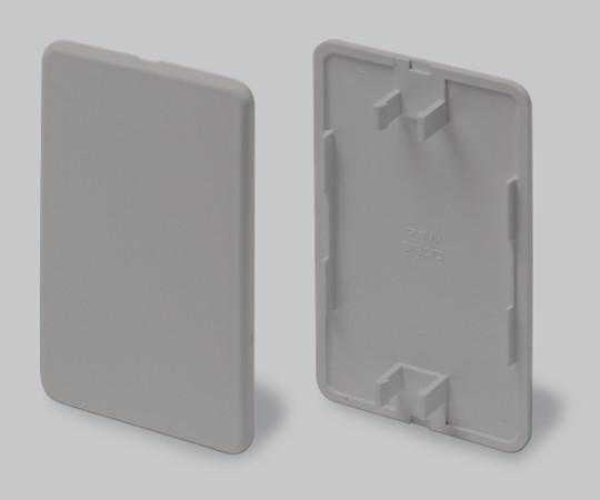ニュー・エフモール付属品 露出ボックス用カバー 1個用 グレー  SFBC11
