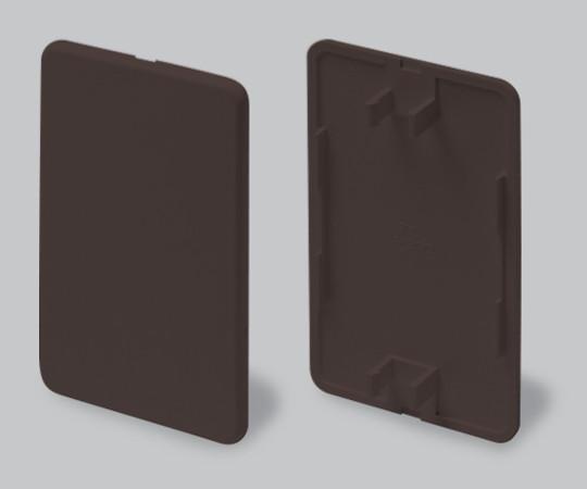 ニュー・エフモール付属品 露出ボックス用カバー 1個用 チョコ  SFBC19