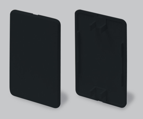 ニュー・エフモール付属品 露出ボックス用カバー 1個用 ブラック  SFBC1W
