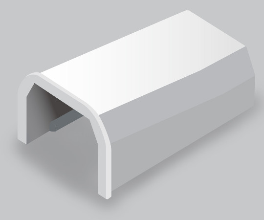 ニュー・エフモール付属品 ブッシング 4号 ホワイト  SFMB42