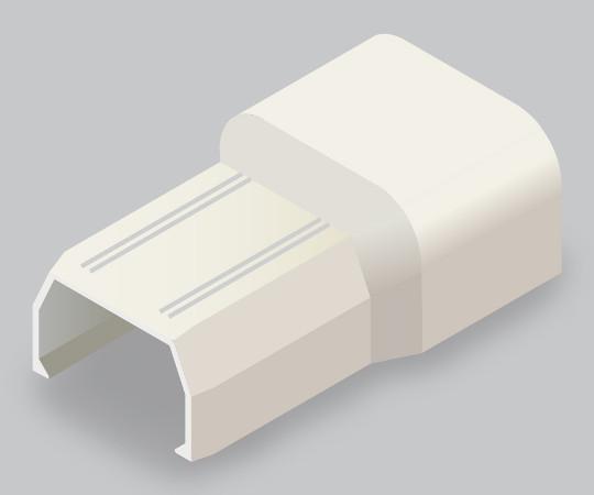 ニュー・エフモール付属品 フレキコネクター 4号 ミルキーホワイト  SFMFC43