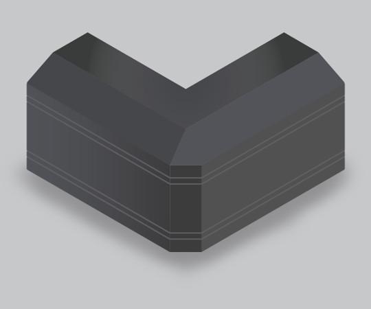 ニュー・エフモール付属品 デズミ 3号 ブラック  SFMD3W