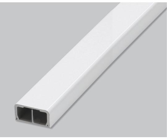 メタルエフモール B型セパレートタイプ 1m ホワイト  MFTS2102