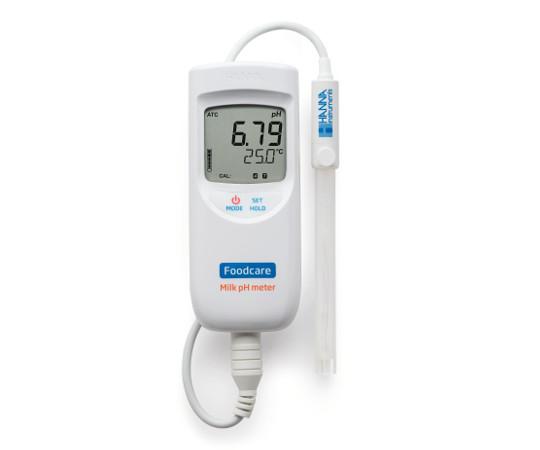 牛乳用pH/℃計  HI 99162D
