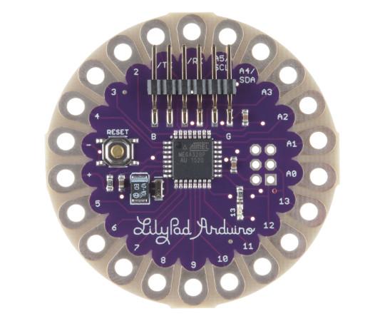 LilyPadArduino328MainBoard  DEV-13342