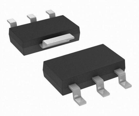 MOSFET N-CH 60V 2.6A  BSP318SH6327