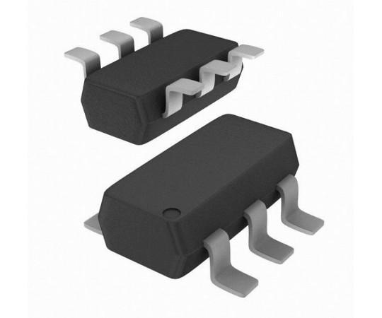 IC LED DRVR LIN DIM 200MA SC74-6  BCR420UE6327