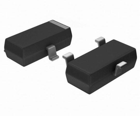 [取扱停止]MOSFET P-CH 60V 0.33A SOT23  BSS83PH6327