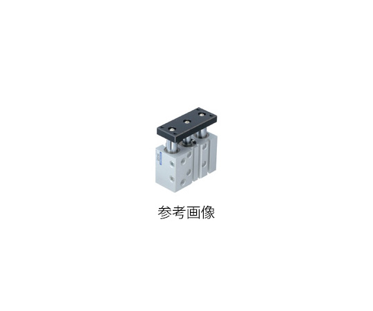 ガイド付ジグシリンダ  SGDAY12X20-ZE235B1