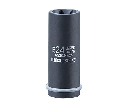 12.7SQ インパクトレンチ用ハブボルトソケット  AS308-E24