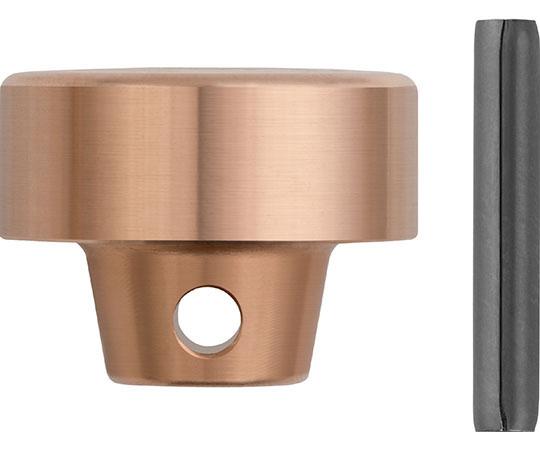 銅ハンマー替ヘッド  307-24CU