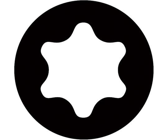 スイスGrip ヘクスローブドライバー絶縁  58400-8-60