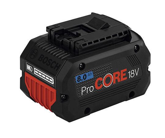 Li-ionバッテリー  ProCORE18V8.0