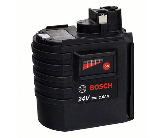 [取扱停止]ニッケル水素バッテリー 24V2.6Ah  2607337298