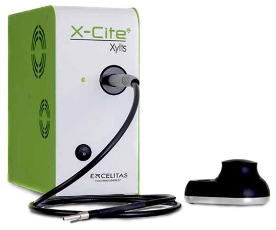 X-Cite(R)XYLIS 蛍光顕微鏡用LED光源 010シリーズ