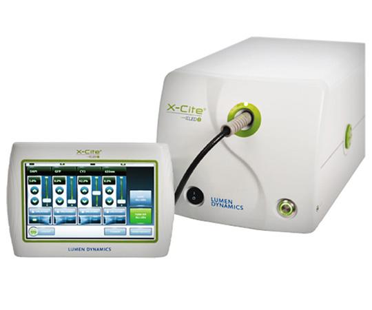 X-Cite(R)XLED1 蛍光顕微鏡用LED光源 010シリーズ