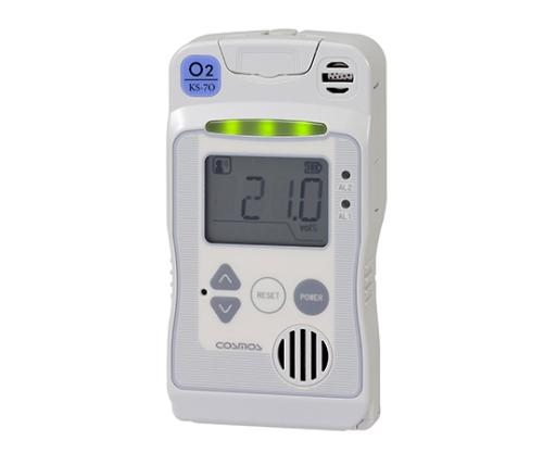 一体型酸素検知警報器 KS-7Oシリーズ