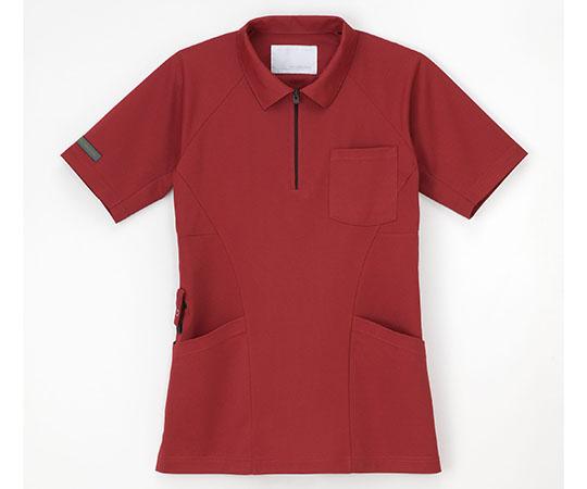 ニットシャツ レッド RK-5292シリーズ