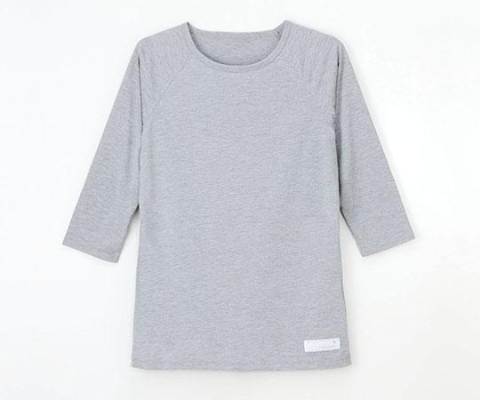 男女兼用Tシャツ グレー LI-5097シリーズ