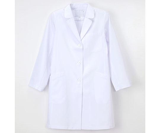女子シングル診察衣 ホワイト KEX-5190シリーズ