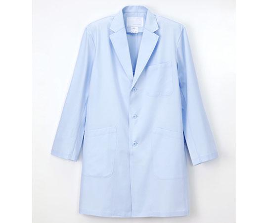 男子シングル診察衣 ブルー KEX-5180シリーズ